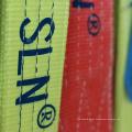 1t-12t Sf 5 6 7 100% poliéster cinturón de seguridad con certificado Ce GS