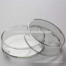 Good Quality Borosilicate Glass 90mm Petri Dish
