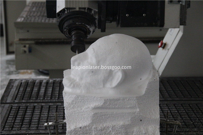 cnc router for foam making