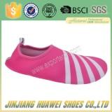 Comfort breathable water socks skin shoes aqua shoes