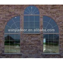 conception de grilles de fenêtres d'église pour la vente du fournisseur de porcelaine