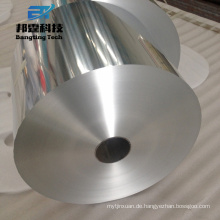Hohe Qualität heißer Verkauf 0,03mm 30 Mikron 10,5 mic Dicke Aluminiumfolie Jumbo Rolle mit niedrigem Preis
