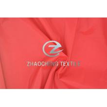Taffeta en nylon élastique 400t Weft avec finition à l'inox (ZCFF048)