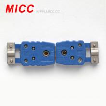 Conector mini tipo T 02 com braçadeira