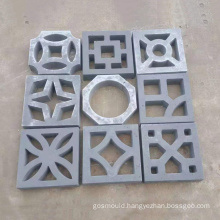 High Quality Precast Decorative Plastic Paver Cement Brick Mould Stamp Concrete Block Molds