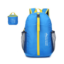 lightweight backpack foldable Hiking Daypacks Outdoor Travel foldable Backpack accepted custom