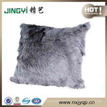 Decorative Goat Skin Pillows