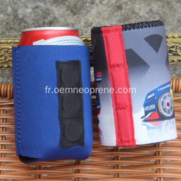 12oz Magnetic Neoprene Can Stubby Titulaires Peut Coolies