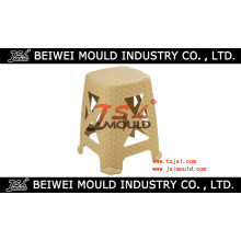 Plastic Rattan Stool Mould