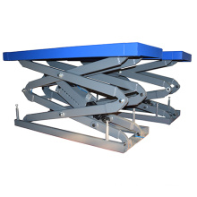 Ground Small Scissor Lift S-35D-3