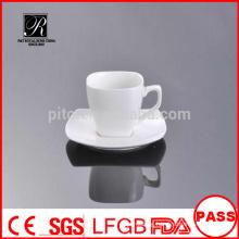 Manufacturer porcelain /ceramic banquet coffee cup&saucer