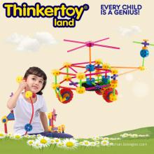 Маленькие строительные игрушки для детей 3-6 лет
