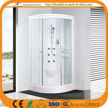 Cubierta de aluminio pintada blanca de la ducha del capítulo (ADL-822)
