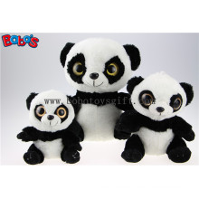 Hot Sale Stuffed Panda Animal Toys with Big Eyes Bos1167