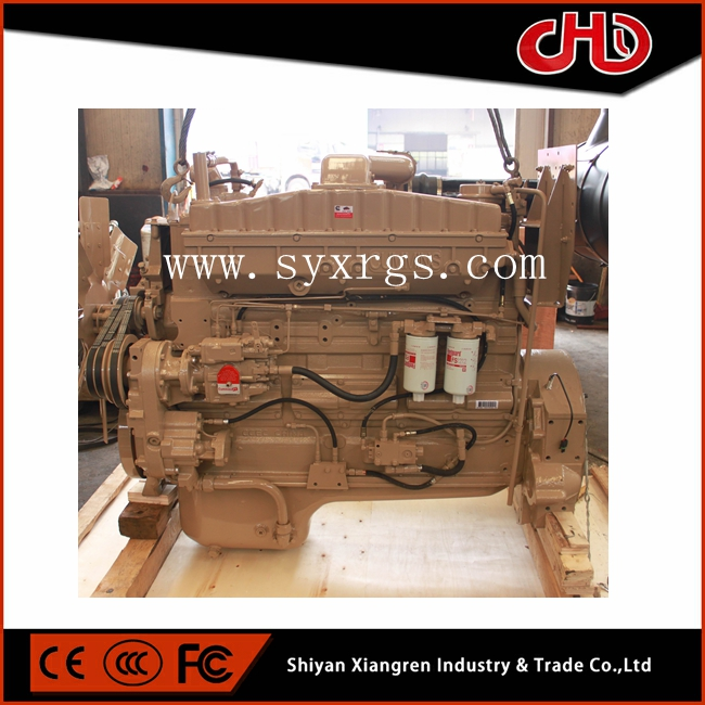High Quality Remanufactured/Rebuilt CUMMINS NTA855-C400 Complete Engine Assy