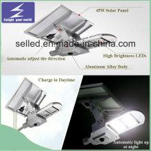 30W 85-265V Aluminium LED Solar Street Light