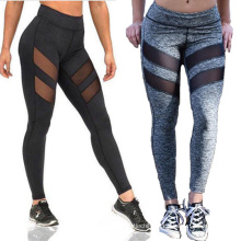 Spandex Sexy girl Yoga Tight Pants Fitness Running Leggings For Women