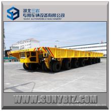75t 100t 200t 425t 530t Hydraulischer Hochleistungs-Flachtransporter
