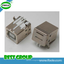 Metal USB/a Type/Receptacle/Single/DIP 90