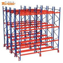 rack de armazenamento de armazém de pesados