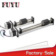 Cheap slide linear com motor de passo com motor de passo nema 23
