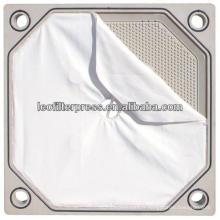 Filtrez le tissu de presse pour des machines de presse de filtre de Leo