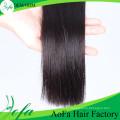 7А класс человеческие волосы прямые Remy девственницы утка волос