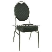 Chaise de conférence empilable