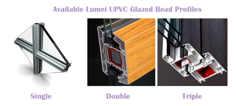 Single glazed, Double Glazing & Triple glazing glass Window