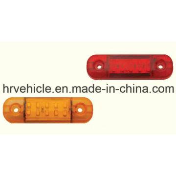 Светодиодная боковая габаритная лампа для грузового автомобиля и прицепа