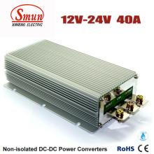 DC-DC-Konverter 12V bis 24V 40A 960W wasserdichtes Netzteil