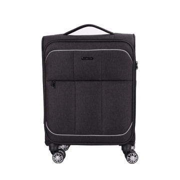 Promotion Soft Spinner Wheel Luggage Bags Cases Suitcase