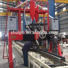 The Gantry Longitudinal Welding Machine/h beam assembling machine
