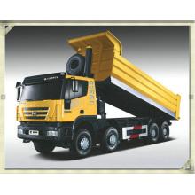 6 x 4 frente sistema Dumper Iveco caminhão pesado de levantamento