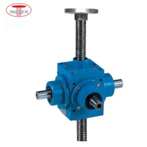 OEM/ODM China for Best Bevel Gear Screw Jacks,Spiral Bevel Gear Jack,Bevel Gear Mechanical Screw Jacks Manufacturer in China High Precision Fast Lifting CNC Machine Screw Jack export to United States Factories