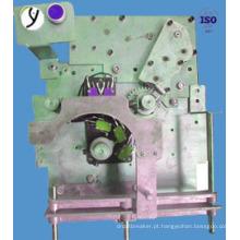 Embora o mecanismo de funcionamento da mola porta