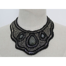High Quality Zircon Costume Fashion Jewelry Necklace Collar (JE0049)