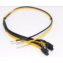 Cable for Bitcoin GPU Mining 50+20cm
