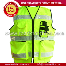Nylon reflective traffic safe clothes