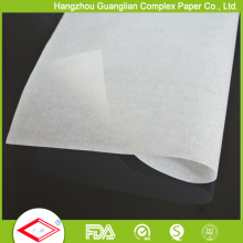 40GSM Printable Greaseproof Paper for Burger Wrapping