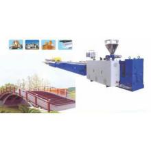 Máquina de extrusión WPC / Máquina de producción / Línea de extrusión