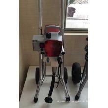 Máquina de pintura con regulador mecánico de flujo pequeño
