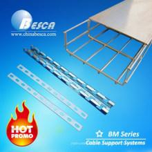 Feuerverzinkter Maschendraht-Kabel-Behälter mit ABDECKUNG