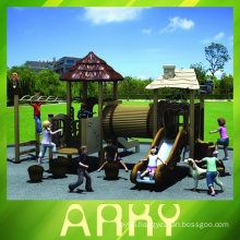 Safe Garden Exterior Play Land Equipment