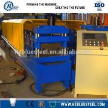 Machine de formage de rouleaux de bouchon d'angle de coin / machine de fabrication d'angle