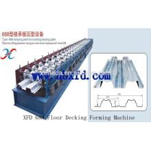 Máquinas de fabricação de materiais de construção