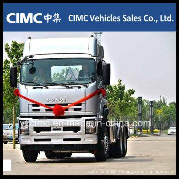 Isuzu Qingling Vc46 6X4 nouveau camion tracteur / moteur primaire / tête de tracteur / dépanneuse