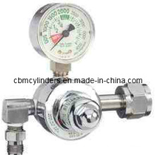 Single Stage Preset Oxygen Regulator