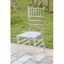 MONOBLOC RESIN TIFFANY CHAIR FOR OUTDOOR