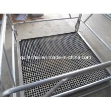 Aluminum Bending and Welding Fabrication (Factory)